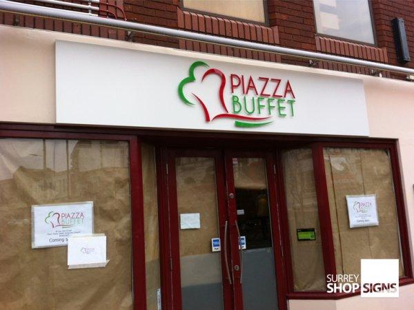 Retail Fascia Design - Surrey Shop Signs