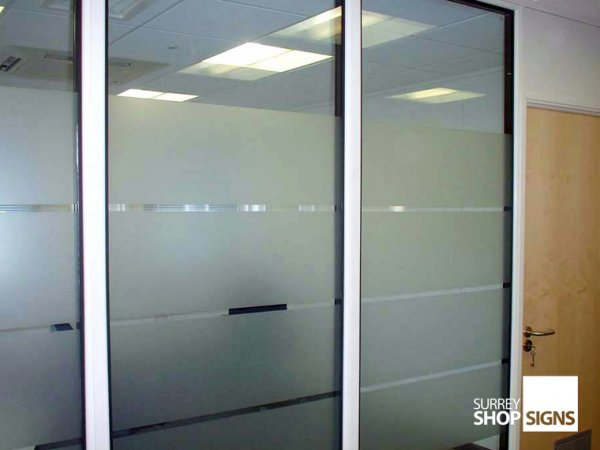 & Frosted Window Graphics \u0026 Printed Graphics - Surrey Shop Signs