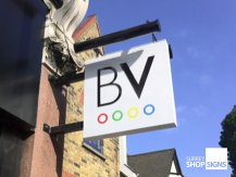 BV Projection Sign