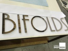 Bifolds all letters