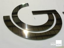 G logo all letters