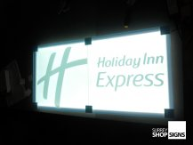 Holiday inn plaque GALLERY