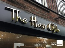 The Hair CLub all letters