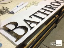 bathroom ali comp flat letters