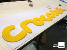 crocdeli all letters