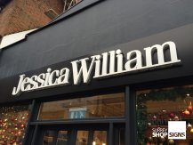 jessica williams signage
