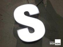 Popular Shop Sign Letters Materials