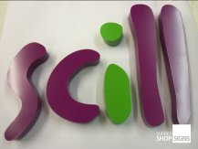 scill built up metal letters1