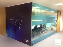 sky wall graphics GALLERY