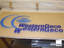 westerngeco all letters
