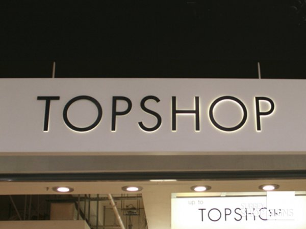 Shop Sign Trays Amp Shop Signs