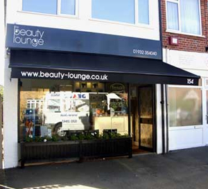 shop canopies awnings dutch blinds surrey shop signs
