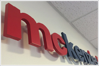 acrylic shop letters Tandridge