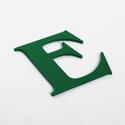 shop sign letter E
