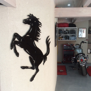 flat acrylic logos
