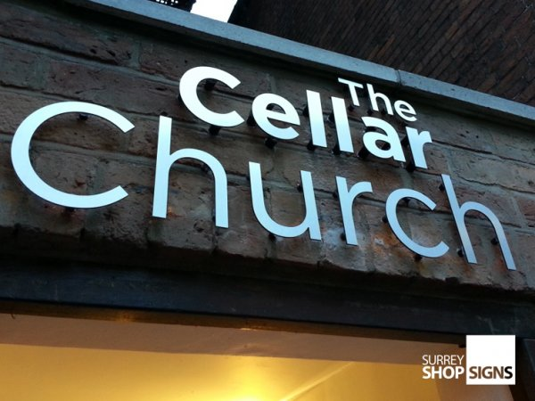 Church Sign Boards Amp Lettering Surrey Shop Signs